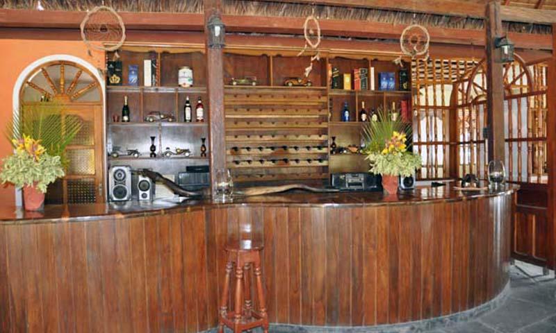 Bar 'La Isla' variedad de bebidas