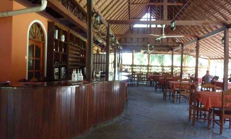Restaurant 'Jenecheru' y salon de eventos
